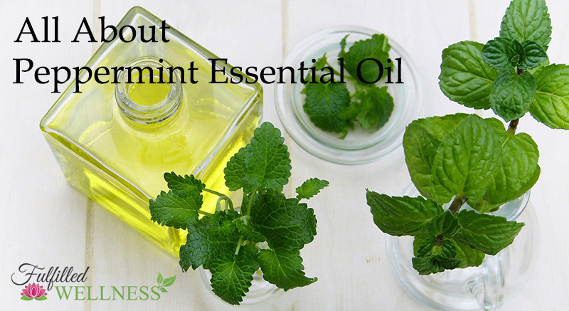 All About Peppermint Essential Oil