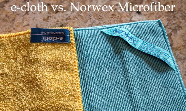 e-cloth vs. Norwex Microfiber
