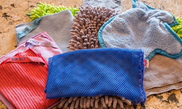 How to Care for Your Norwex or e-cloth Microfiber