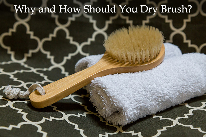 Why and How Should You Dry Brush