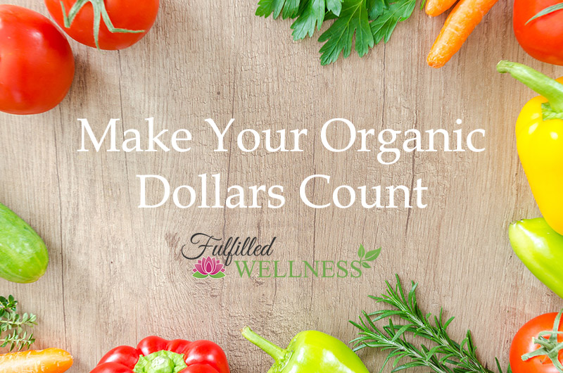 Make Your Organic Dollars Count lead image
