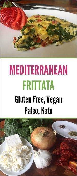 Quick Mediterranean Frittata