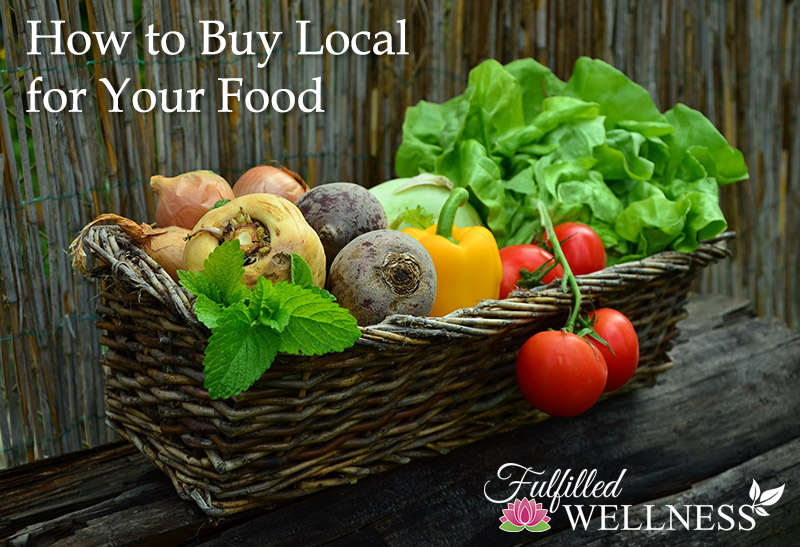 How to Buy Local for Your Food