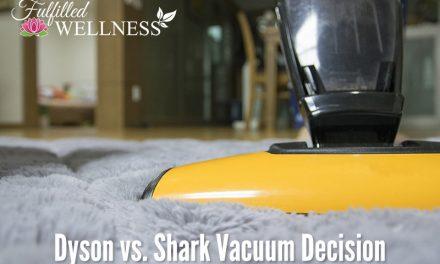 Dyson vs. Shark Vacuum Decision