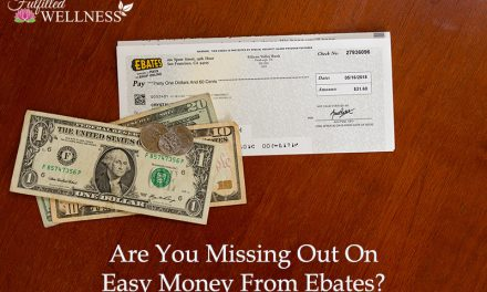 Are You Missing Out On Easy Money From Ebates?