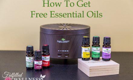 How To Get Free Essential Oils