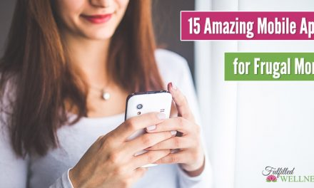 15 Money-Saving Mobile Apps for Frugal Moms