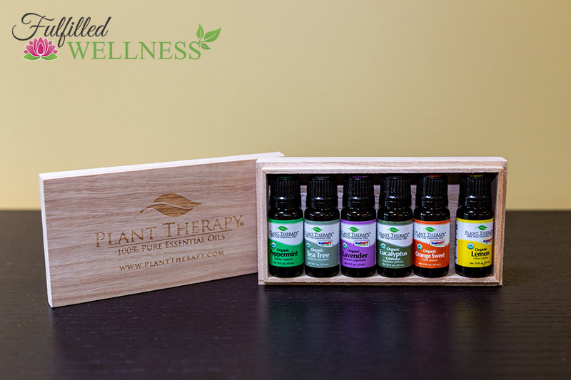 Plant Therapy Essential Oil Set