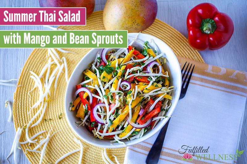Summer Thai Salad Recipe