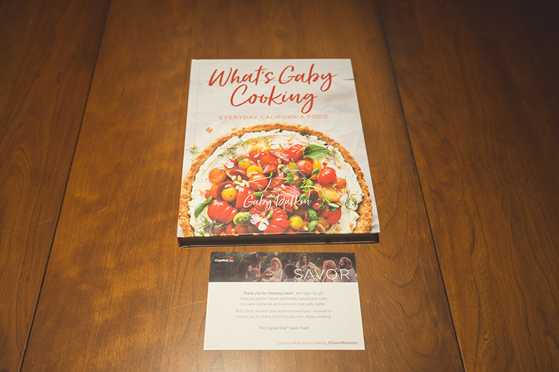 What's Gaby Cooking book